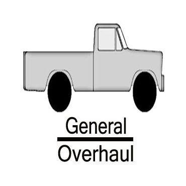General Overhaul logo