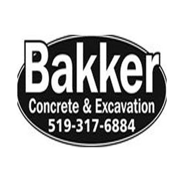Bakker Concrete and Excavation PROFILE.logo