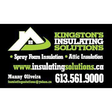 Kingston's Insulating Solutions PROFILE.logo