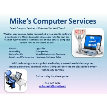 Mike's Computer Services PROFILE.logo