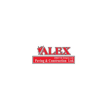 Alex Paving & Construction Ltd. PROFILE.logo
