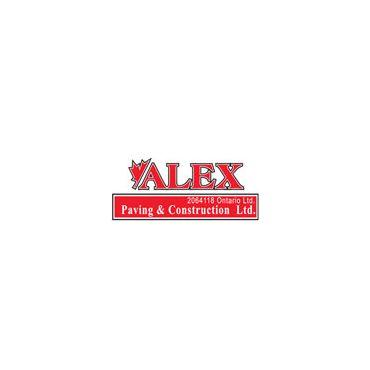 Alex Paving & Construction Ltd. logo