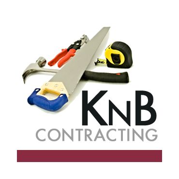 KnB Contracting logo