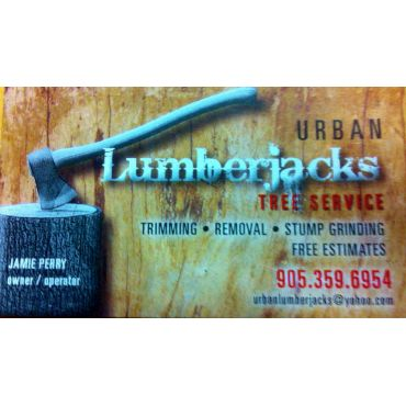 Urban Lumberjacks Tree Service PROFILE.logo