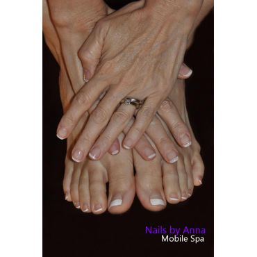 NAILS by Anna MOBILE SPA PROFILE.logo