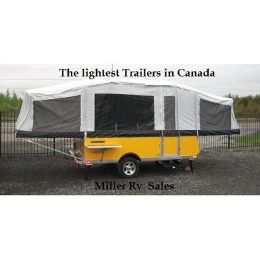Quicksilver Tent Trailers