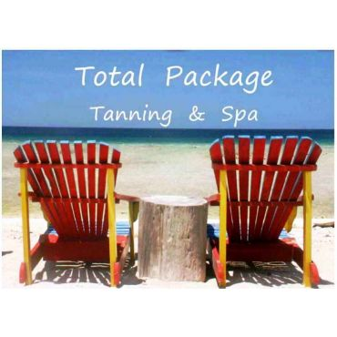 Total Package Tanning & Spa logo