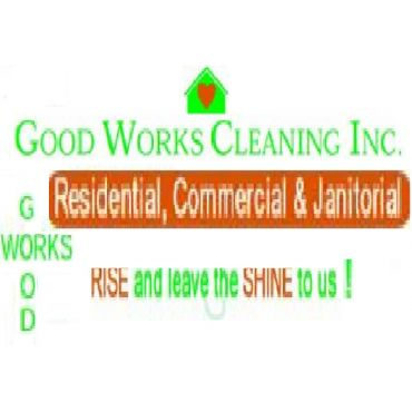 Good Works Cleaning Inc. logo