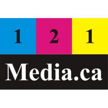 121 Media Marketing PROFILE.logo