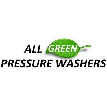 All Green Pressure Washers logo