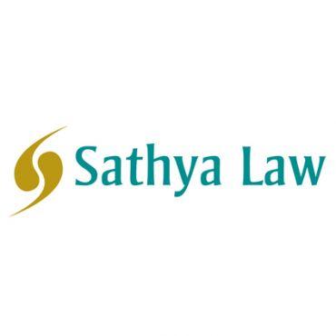 Sathya Law logo