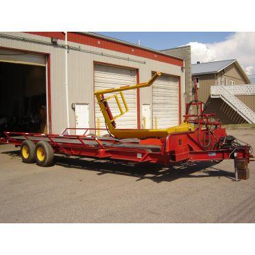 Round Bale Wagons