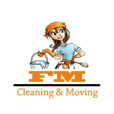 FM Cleaning & Moving PROFILE.logo