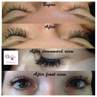 Client -Xtreme Lashes Eyelash Extensions