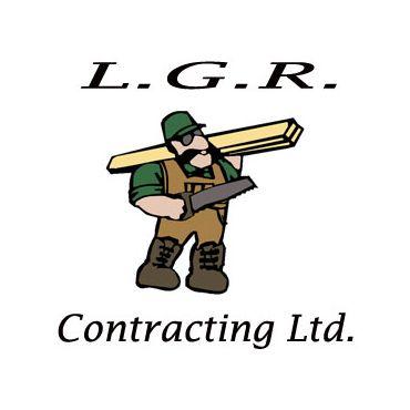 L.G.R. Contracting Ltd. PROFILE.logo