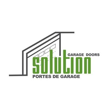 Portes de Garage Solution logo