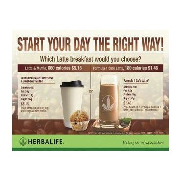 start your day right!