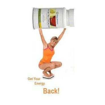Tea to give you ENERGY