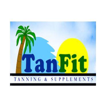 TanFit Tanning & Supplements PROFILE.logo