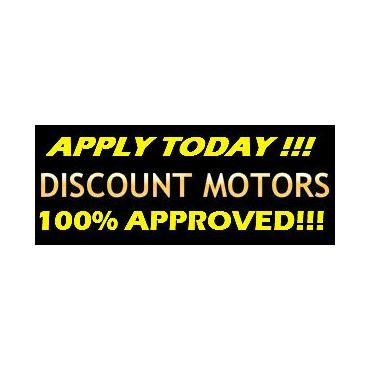 Discount Motors logo