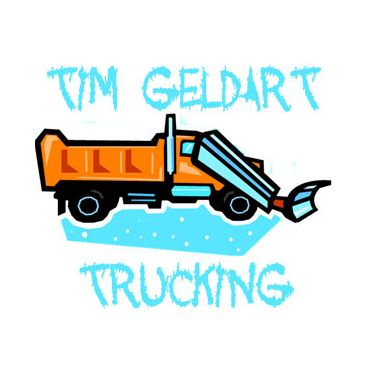 Tim Geldart Trucking logo