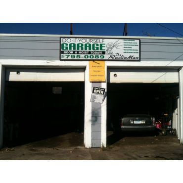 Barrie do it yourself garage in barrie on 7052524515 411 business hours solutioingenieria Image collections