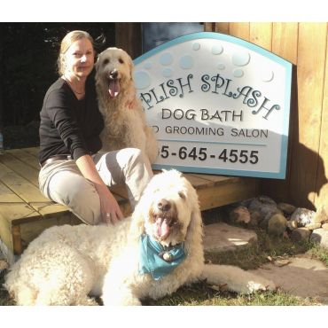 Splish splash dog bath and grooming salon bracebridge for A bath and a biscuit grooming salon