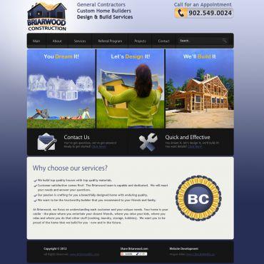 Website Design | Briarwood Construction