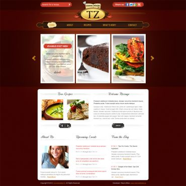 Website Design | Home Made by TZ