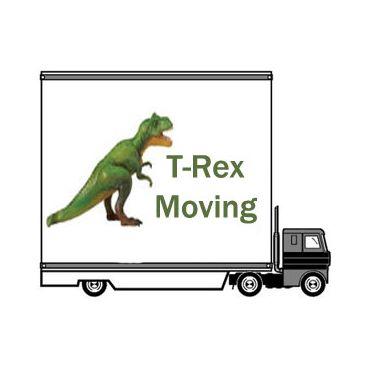 T-Rex Moving PROFILE.logo