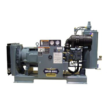 Saylor-Beall Rotary Screw Compressors
