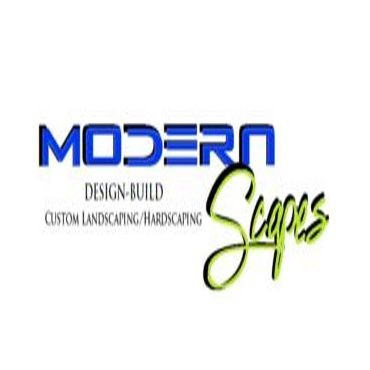 Modern Scapes Custom Landscaping & Hardscaping logo