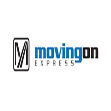 Moving On Express logo