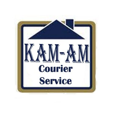 Kam-Am Courier Service logo