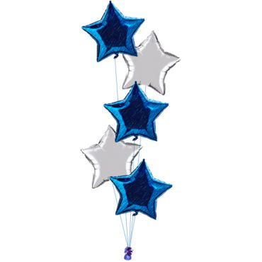 Balloonie 5 Star Bouquet