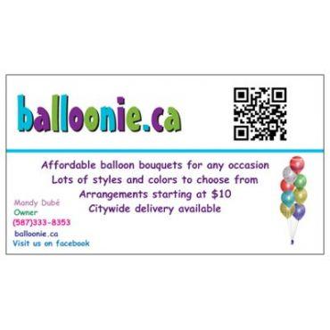 Balloonie logo