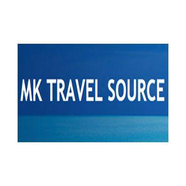 MK Travel Source logo
