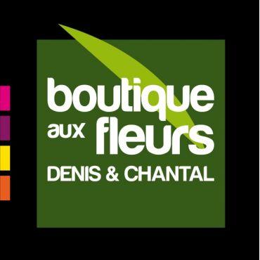 Boutique Aux Fleurs Denis et Chantal logo