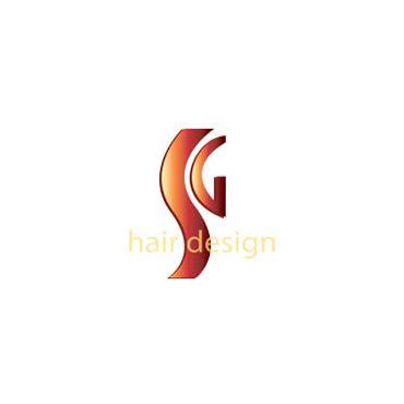 S G Hair Design logo