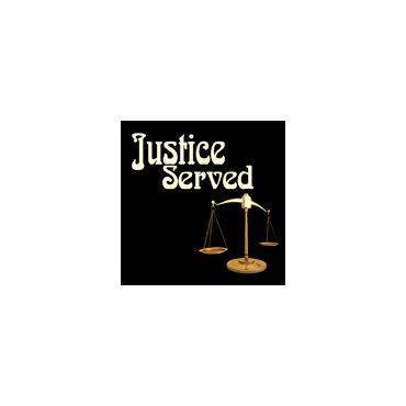 Justice Served logo