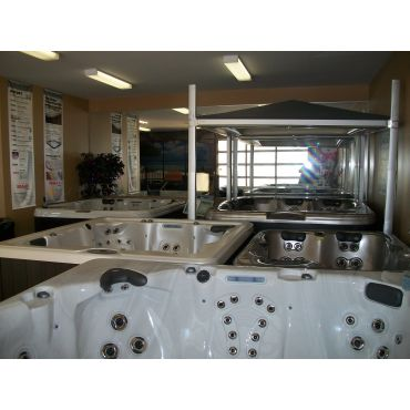 A wide variety of spas available