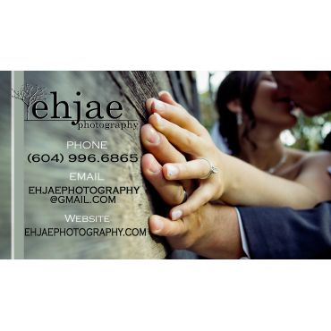 Ehjae Photography PROFILE.logo