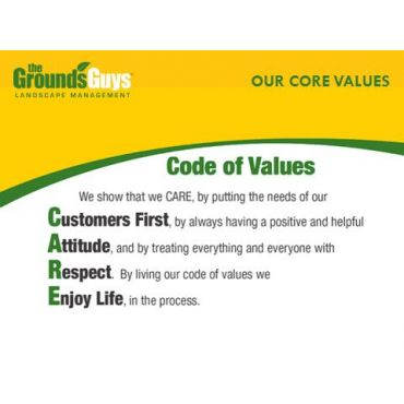 Our Code of Values