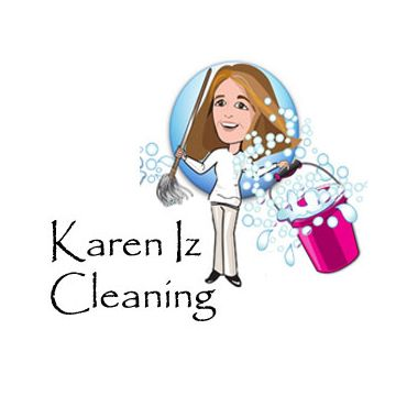 Karen Iz Cleaning logo