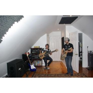 Off the floor recording