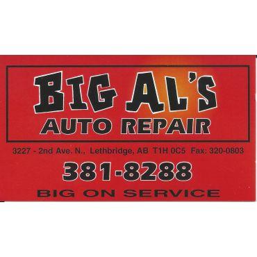 Big Al's Auto Repair PROFILE.logo