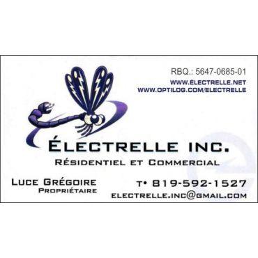 Électrelle inc. logo