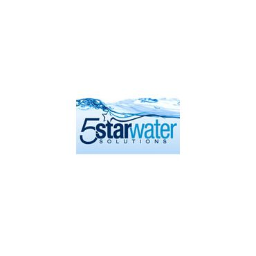 5 Star Water Solutions logo
