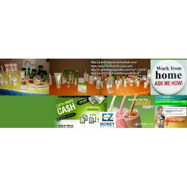 Herbalife Independent Distributor  - Pierre Charles logo