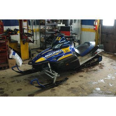 Snowmobile racers dyno your sled !!!!!!!